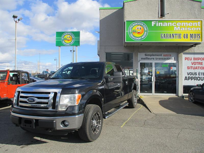 Ford F-150 2014 4WD SuperCrew   #18-242-