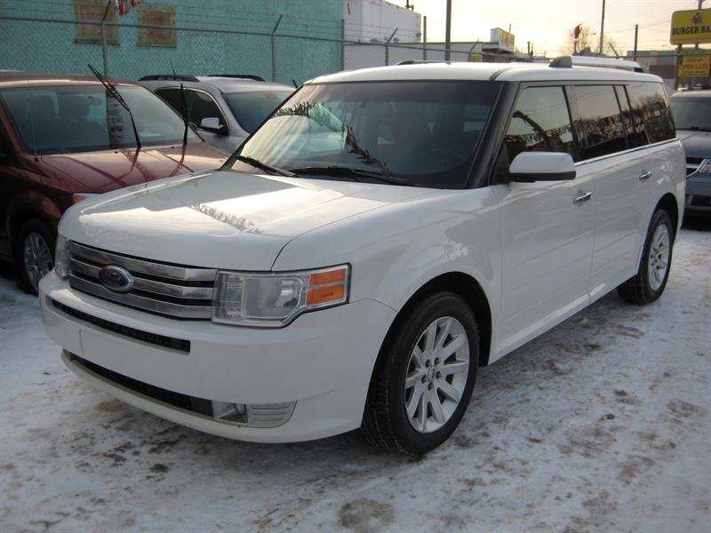 2009 Ford Flex 4dr SEL AWD #A27532