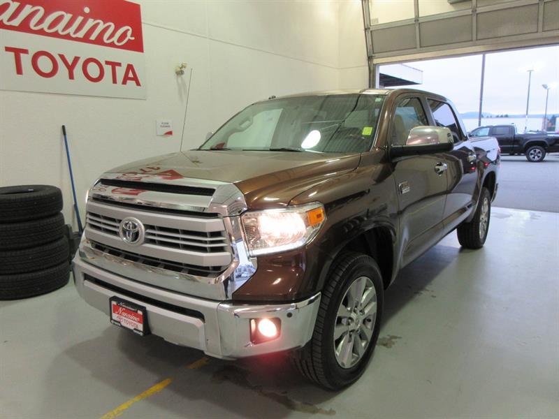 2015 Toyota Tundra 4WD Crewmax Platinum 1794 #20319AX