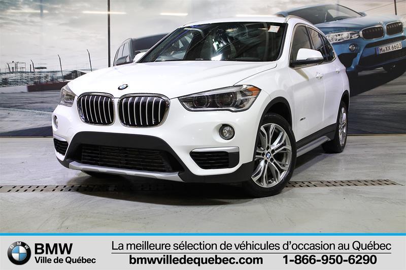 BMW X1 2016 xDrive28i #U4992