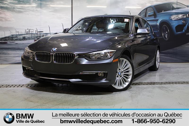 BMW 320I 2015 xDrive Sedan #U5001