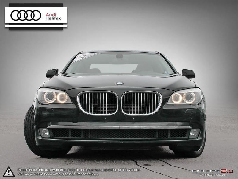 2012 BMW 7 Series 750i xDrive AWD Turbo #A17453T