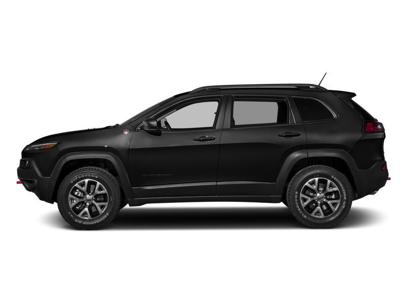 2016 Jeep Cherokee Trailhawk #18UP546