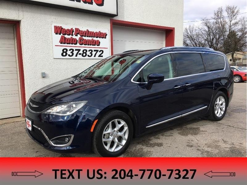 2017 Chrysler Pacifica Touring-L Plus CLEAN CARPROOF, BLUTOOTH, BACKUPCAM #5479