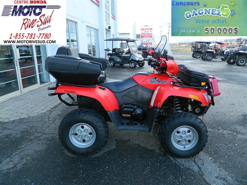 Arctic Cat 450i 2010