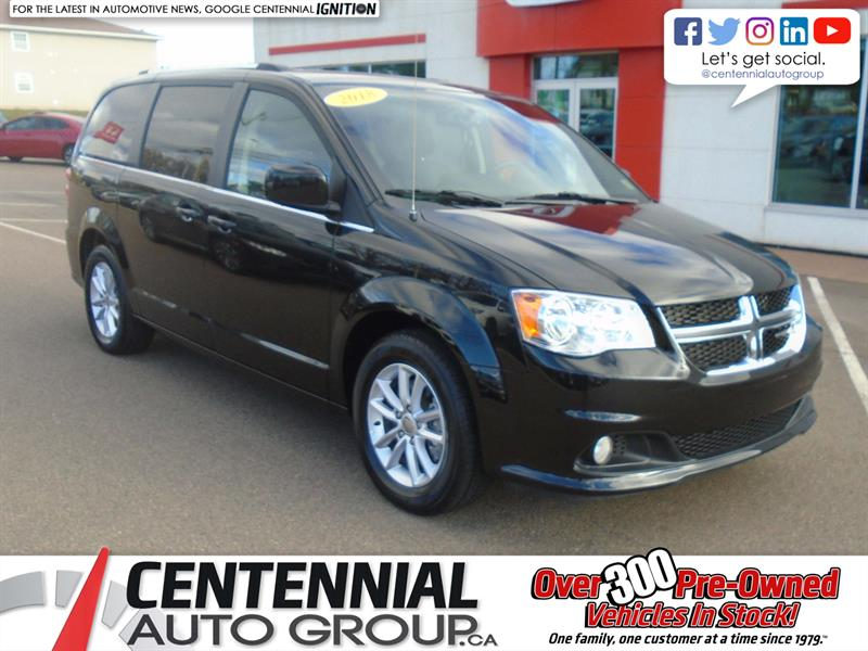 2018 Dodge Grand Caravan SXT | Premium Plus | Bluetooth | Backup Camera |  #U1827