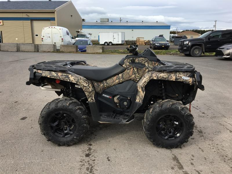 Can-am Outlander 1000 2018 HUNTING EDITION #32661RDL