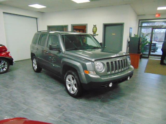 Jeep Patriot 2012 NORTH #CD574871
