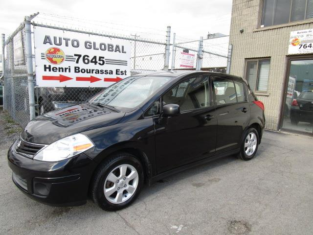 Nissan Versa 2011 SL, HATCHBACK,AUTOM,/AIR/GR ELECTRIC, MAGS! #18-1674