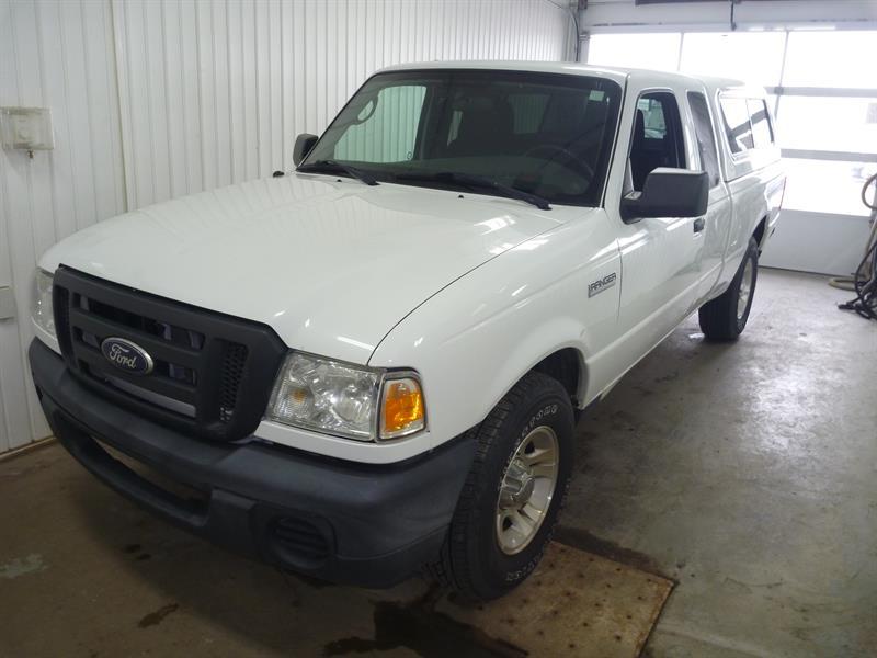 Ford Ranger 2010 2WD SuperCab 126 XL #76384B