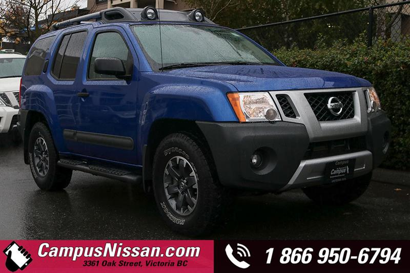 2015 Nissan Xterra | Pro-4X | w/ Navigation #8-P616A