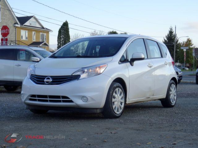 Nissan Versa Note 2014 1.6 HB ***GARANTIE 1 AN GRATUIT*** #008-4389-TH