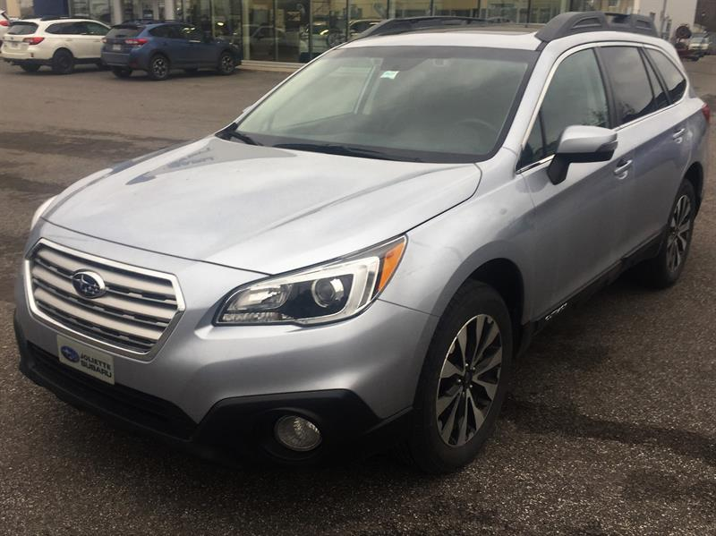 Subaru Outback 2016 CVT 2.5i Limited EyeSight #U1708
