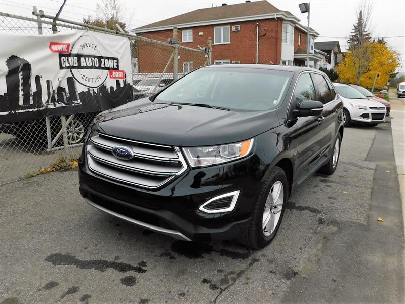 Ford EDGE 2018 SEL AWD BLUETOOTH CAMÉRA DE RECUL #JBC02925
