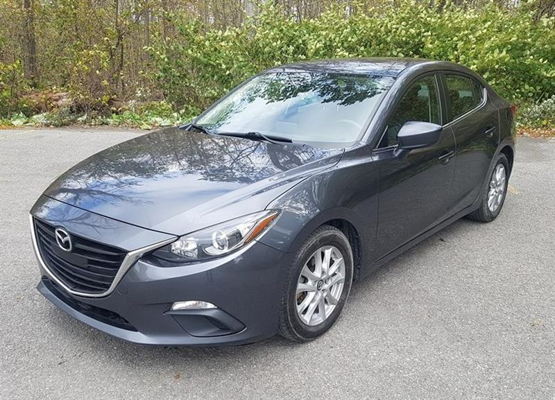 Mazda Mazda3 2014 GS-SKY *CAM + MAGS - Sieges chauffant* RESERVÉ #477