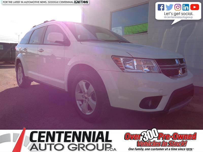 2012 Dodge Journey SXT | FWD | Dual Zone Climate Control | A/C #18-023A