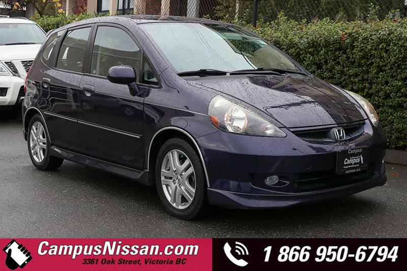 2008 Honda FIT Sport | Hatchback #JN3029A