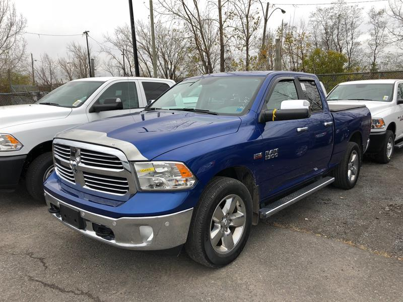 Ram 1500 2016 BIG HORN+MAGS+A/C+GR.ELEC+WOW! #UD4965
