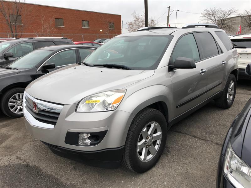 Saturn Outlook 2008 FWD 4dr XE+7 PASSAGER+TOIT+MAGS+WOW! #UD4908A