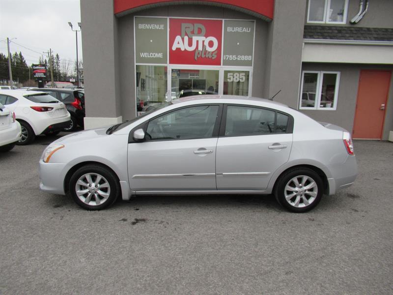 Nissan Sentra 2010 4dr Sdn I4 2.0 #10113
