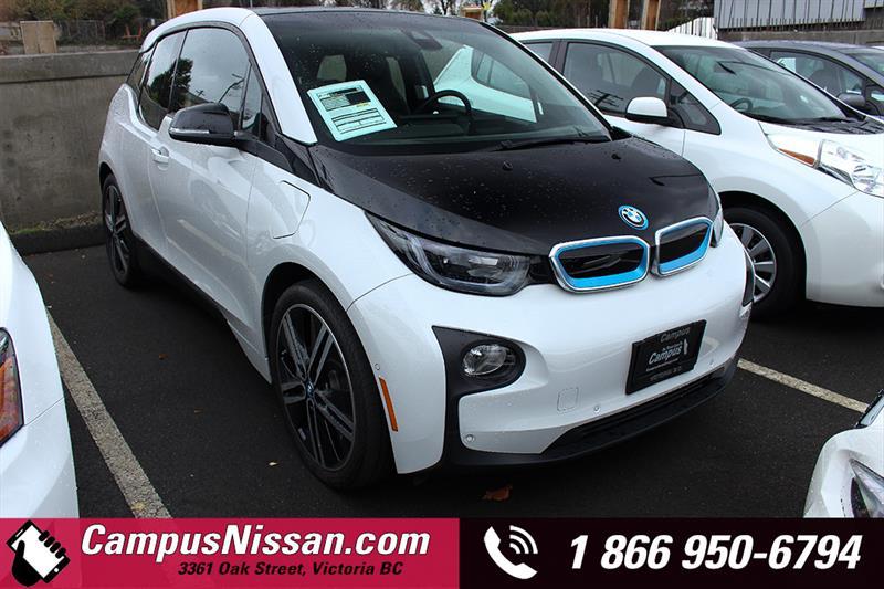 2015 BMW i3 | Tera w/ Range Extender #JN3076