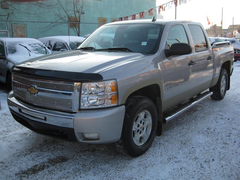 2009 Chevrolet Silverado 1500 4WD Crew Cab 143.5 #223041