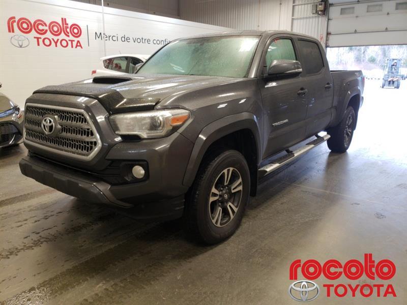 Toyota Tacoma 2016 * TRD * GR ÉLECTRIQUES * AIR CLIMATISÉE * #80908A-89
