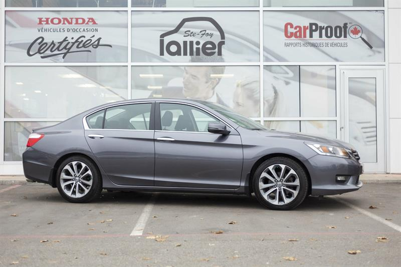 Honda Accord 2015 Sport #181536A