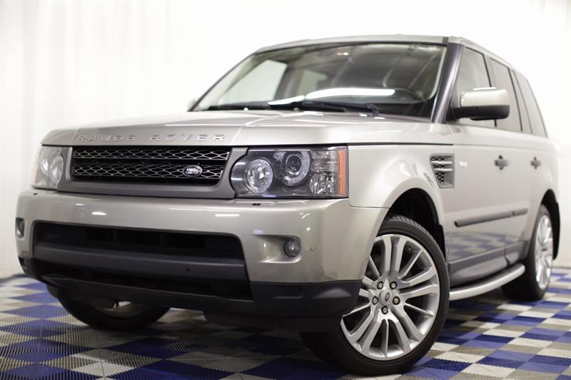 2011 Land Rover Range Rover Sport HSE AWD/ACCIDENT FREE/FULLY LOADED!! #LUX11LR04504