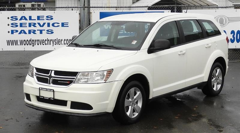 2013 Dodge Journey FWD 4dr #S191000A
