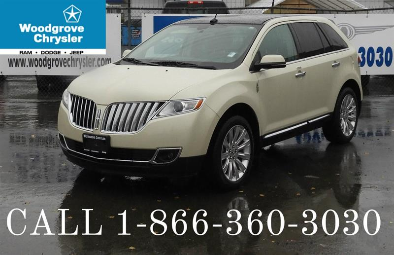 2014 Lincoln MKX AWD 4dr #S321540B