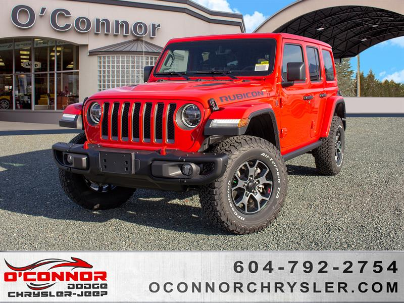 2018 Jeep Wrangler Unlimited Rubicon #16496