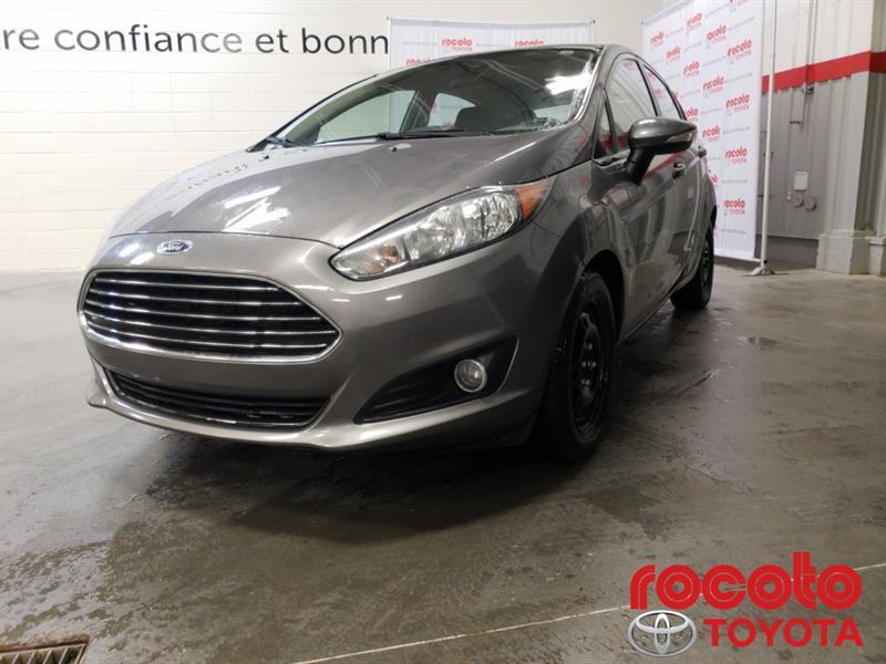 Ford FIESTA 2014 * SE * GR ÉLECTRIQUES * AIR CLIMATISÉE * #90133A-37