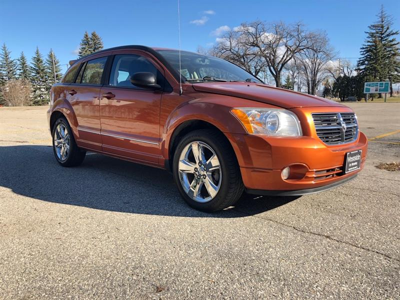 2011 Dodge Caliber Rush Rush Edition/Sunroof/Alloys/New Tires #9782.0