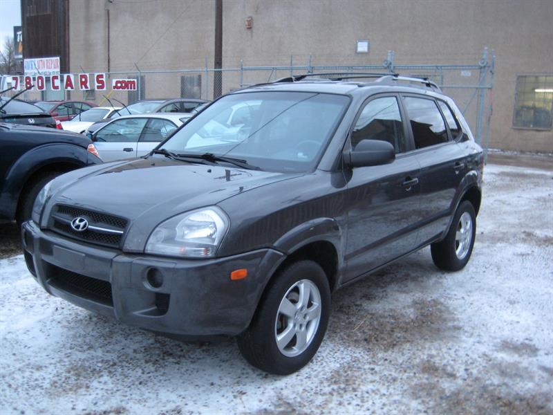 2007 Hyundai Tucson FWD 4dr I4 GL #570054