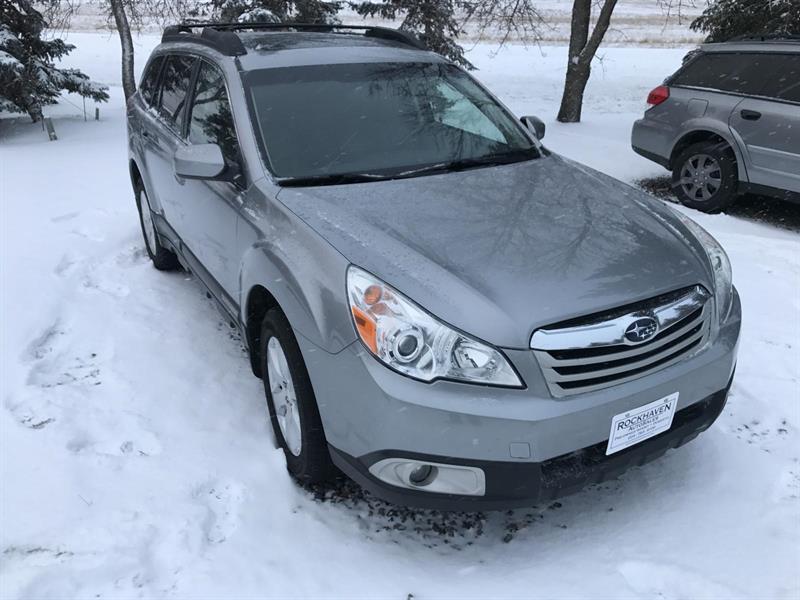 2010 Subaru Outback Legacy