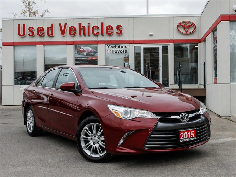 2015 Toyota Camry LE   Alloys   H.Seats   R.Cam   B.Tooth #P7670