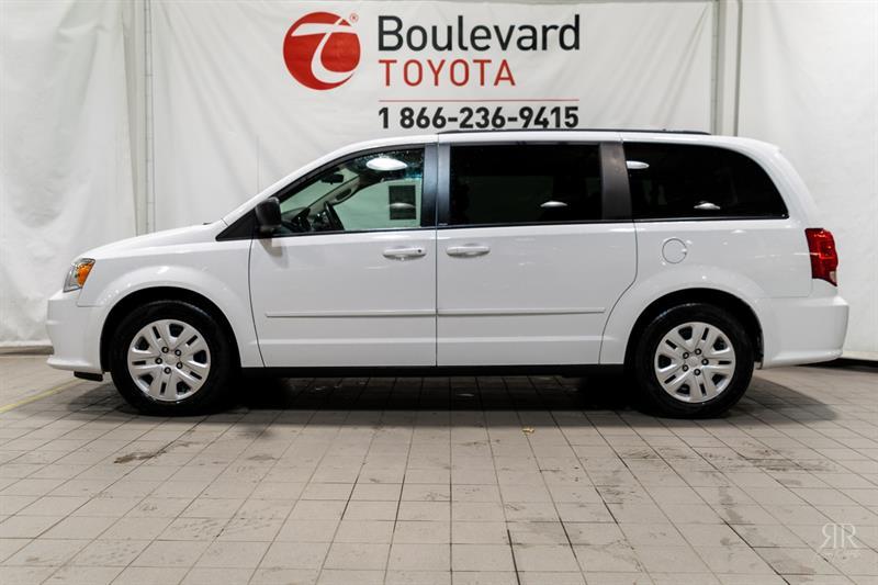 Dodge Grand Caravan 2014 * SXT FLEXFUEL * #83721A