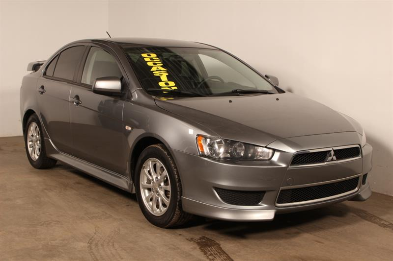 Mitsubishi Lancer 2013 AWD SEDAN 2.4L #81072A