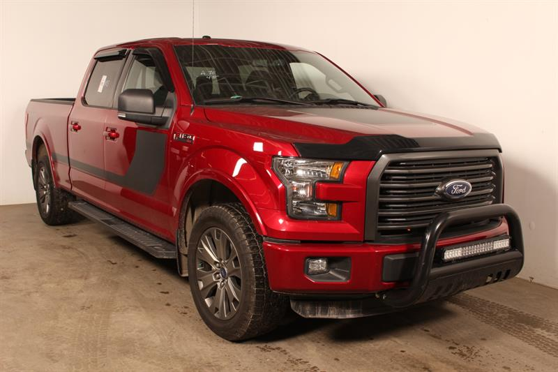 Ford F-150 2016 LIQUIDATION ** SPORT ** SPECIAL EDITION #81587A