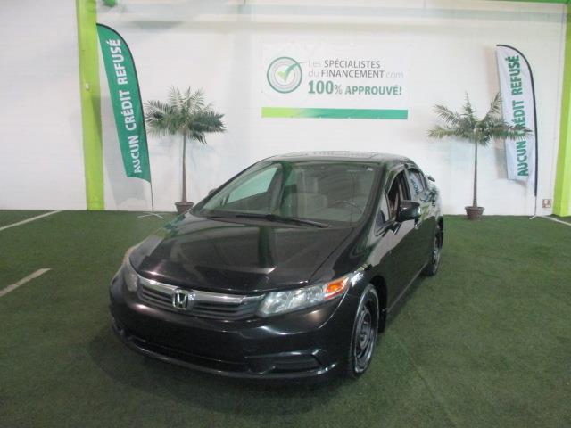 Honda Civic Sdn 2012 4dr Man EX #2479-10
