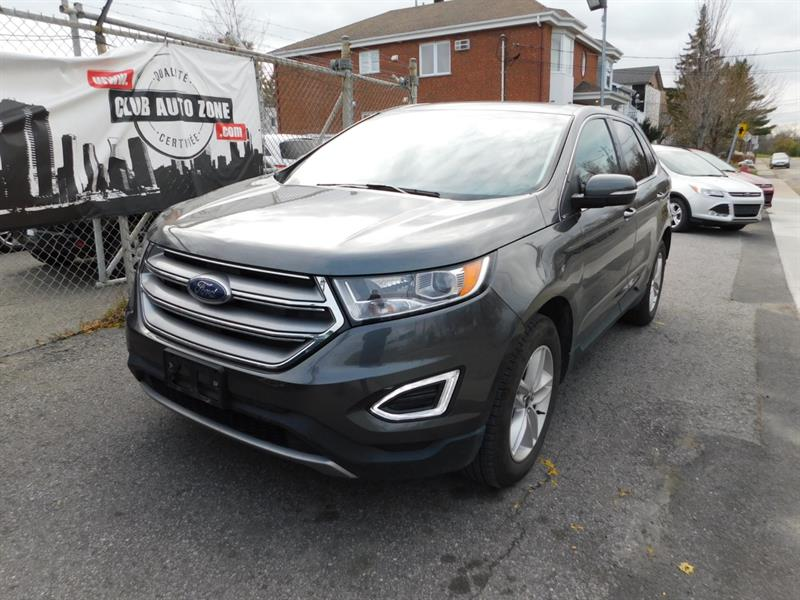 Ford EDGE 2018 SEL AWD AUTOMATIQUE BLUETOOTH #JBB65826