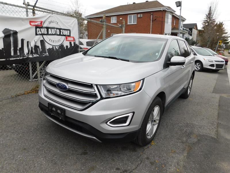 Ford EDGE 2018 SEL AWD AUTOMATIQUE BLUETOOTH #JBB33960