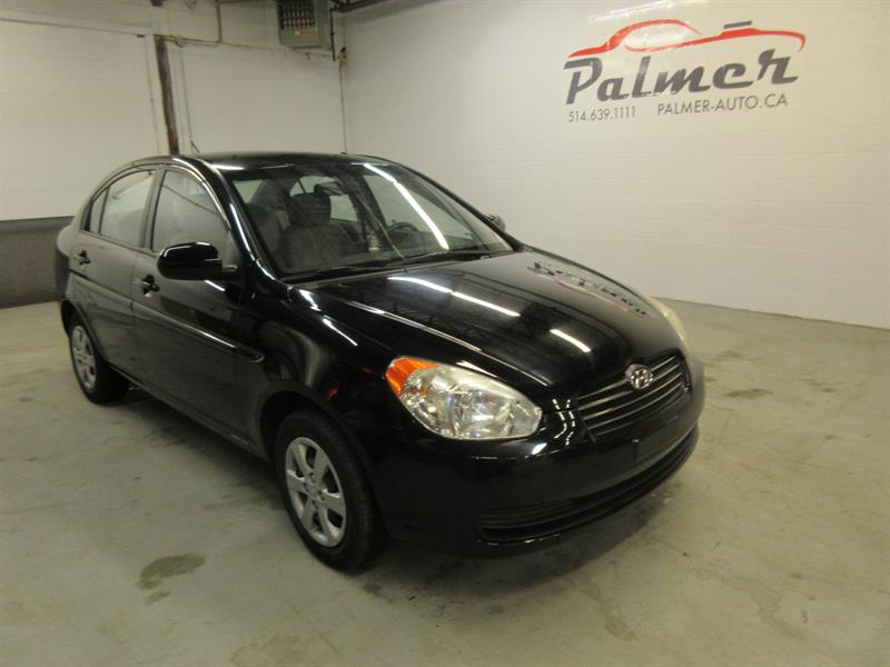 Hyundai Accent 2010 L automatique #18246