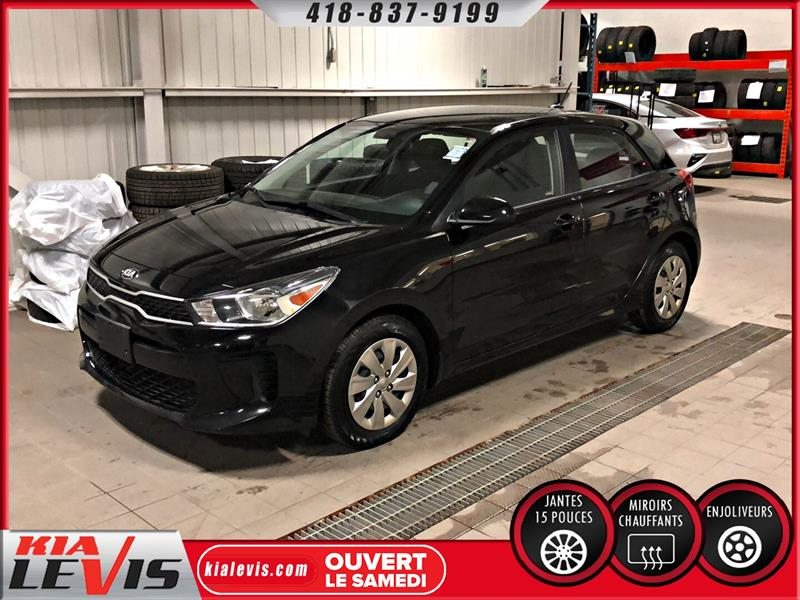 Kia Rio 5-door 2018 LX-PLUS-AUTO-FULL #1515