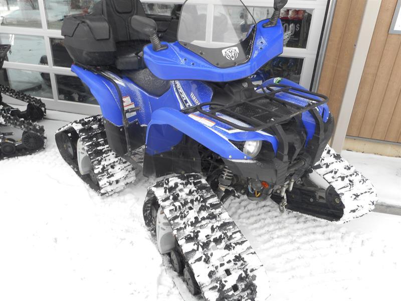 Yamaha GRIZZLY 700 DAE 2014