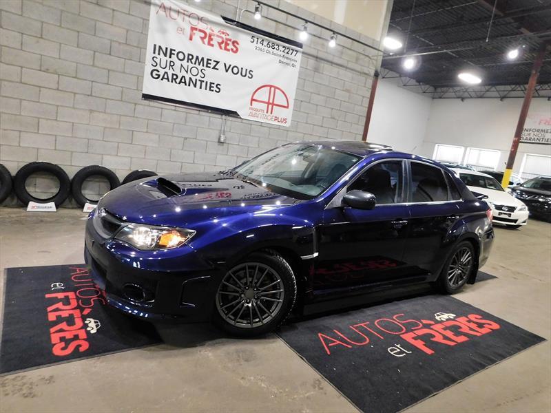 Subaru Impreza 2011 WRX Limited #2525