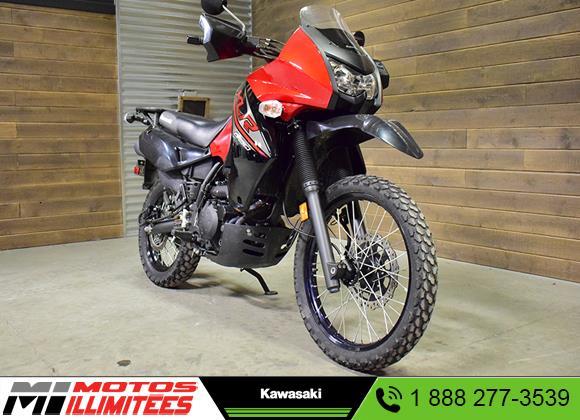 Kawasaki KLR650 2017