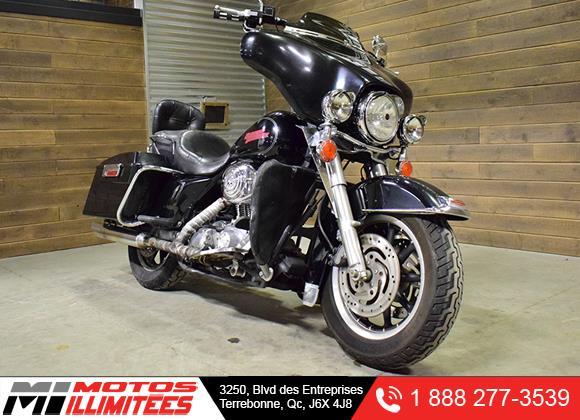 Harley Davidson FLHTC Electra Glide 1550 2005