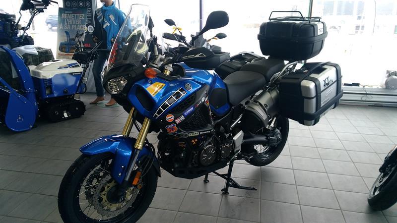 Yamaha SUPER TÉRÉNÉ 1200 ABS 2012